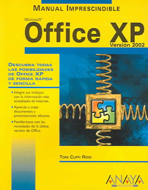 Office Xp By Cuffi Roig, Toni